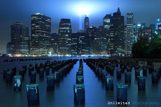 In memoriam luminos pentru 11 septembrie - Poza 8