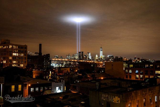 In memoriam luminos pentru 11 septembrie - Poza 9