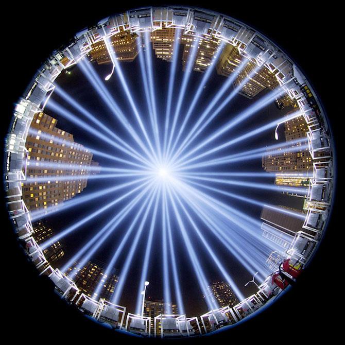 In memoriam luminos pentru 11 septembrie - Poza 10