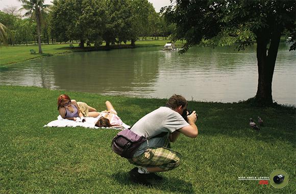 Omax Lens - Wide Angle Lenses - Poza 2