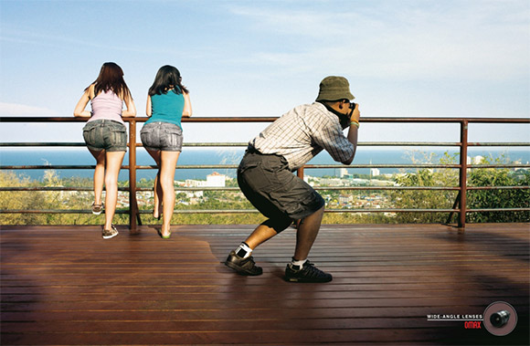 Omax Lens - Wide Angle Lenses - Poza 3