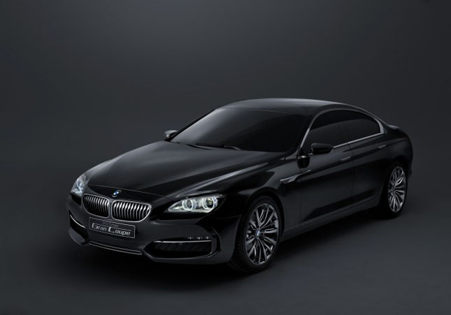 BMW Gran Coupe - Poza 3