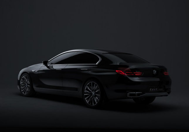 BMW Gran Coupe - Poza 4