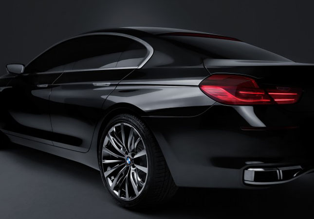 BMW Gran Coupe - Poza 5
