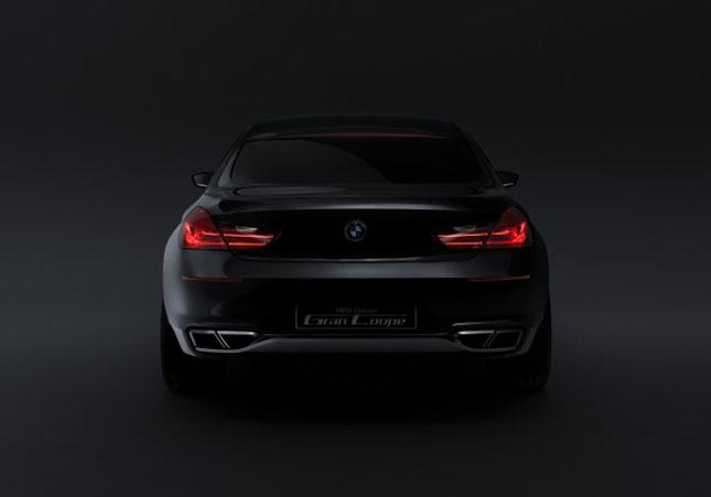 BMW Gran Coupe - Poza 8