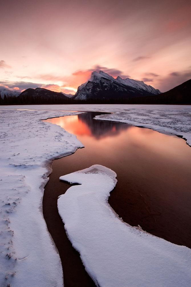 Peisaje canadiene inzapezite, de Wayne Simpson - Poza 1