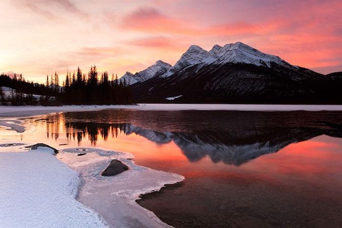 Peisaje canadiene inzapezite, de Wayne Simpson - Poza 2