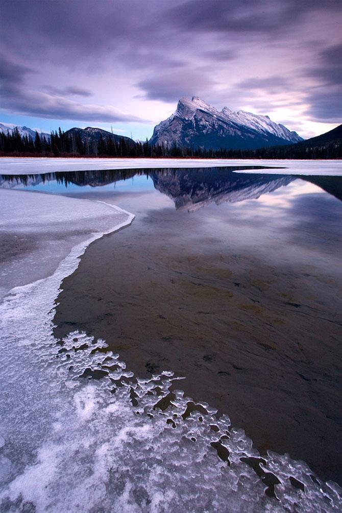 Peisaje canadiene inzapezite, de Wayne Simpson - Poza 4