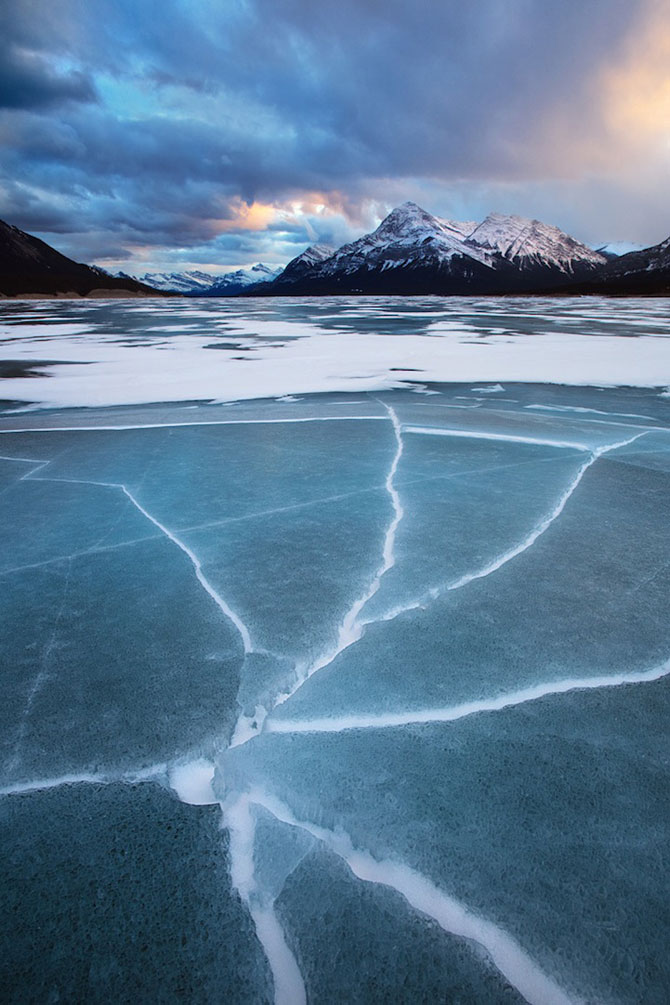 Peisaje canadiene inzapezite, de Wayne Simpson - Poza 5