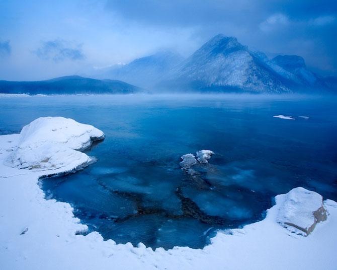 Peisaje canadiene inzapezite, de Wayne Simpson - Poza 11