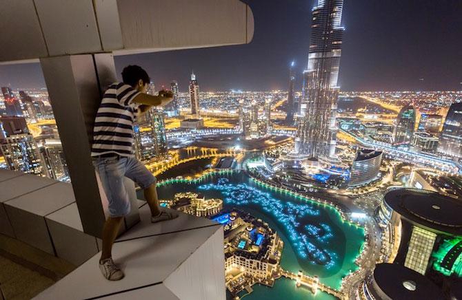 Dubai, fotografiat de la inaltime de Vadim Makhorov - Poza 6