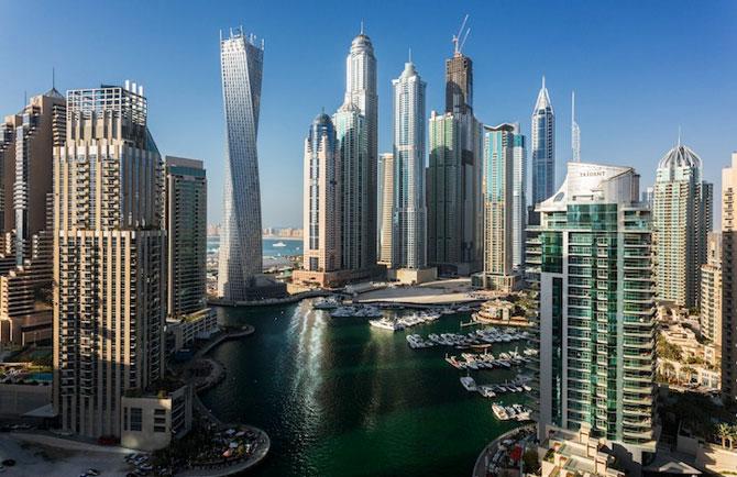 Dubai, fotografiat de la inaltime de Vadim Makhorov - Poza 9
