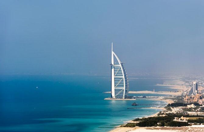 Dubai, fotografiat de la inaltime de Vadim Makhorov - Poza 10