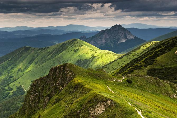 Jakub Polomski priveste cerul de pe munti - Poza 1