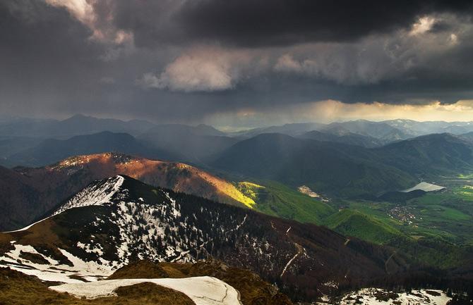 Jakub Polomski priveste cerul de pe munti - Poza 2