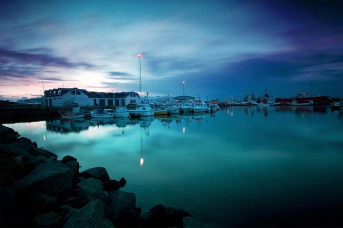Peisaje de Rebekka Gudleifsdottir: In cer, pe ape, pe pamant - Poza 5
