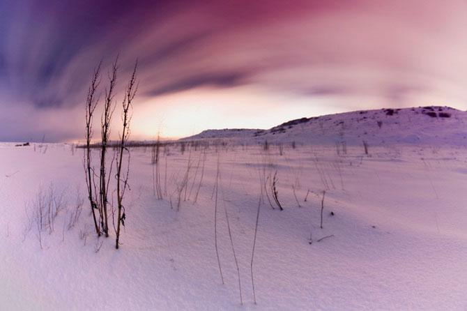 Peisaje de Rebekka Gudleifsdottir: In cer, pe ape, pe pamant - Poza 13