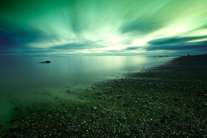 Peisaje de Rebekka Gudleifsdottir: In cer, pe ape, pe pamant - Poza 16