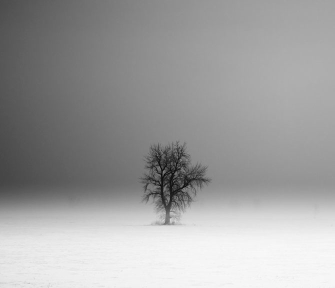 Peisaje alb-negru si melancolie, de Derek Toye - Poza 1