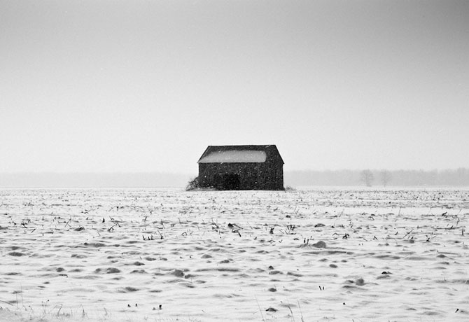 Peisaje alb-negru si melancolie, de Derek Toye - Poza 6