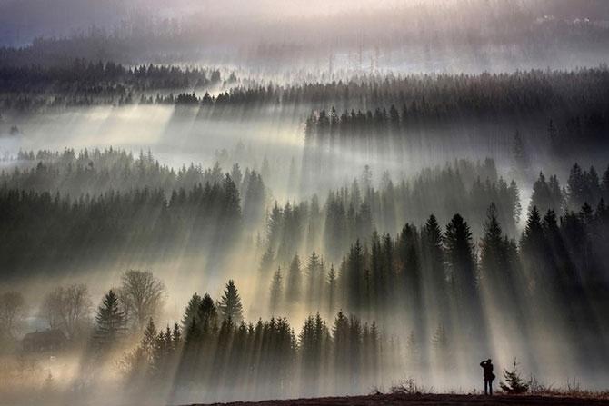Prin ceata muntilor, cu Boguslaw Strempel - Poza 1