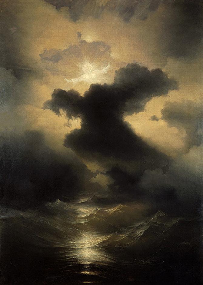 Pictorul si marea – Ivan Aivazovsky - Poza 3