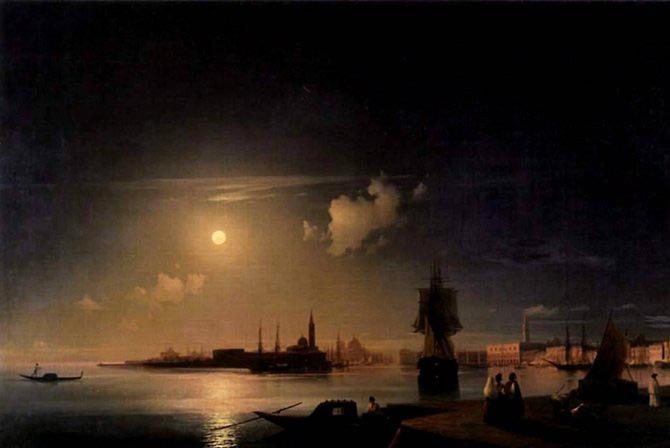 Pictorul si marea – Ivan Aivazovsky - Poza 5
