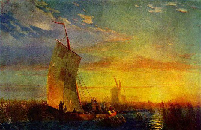 Pictorul si marea – Ivan Aivazovsky - Poza 12