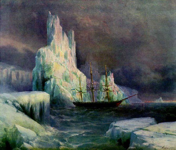 Pictorul si marea – Ivan Aivazovsky - Poza 13