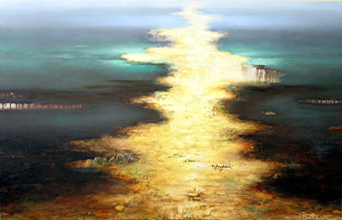 Joc de lumini si furtuna cu Irena Kononova - Poza 4