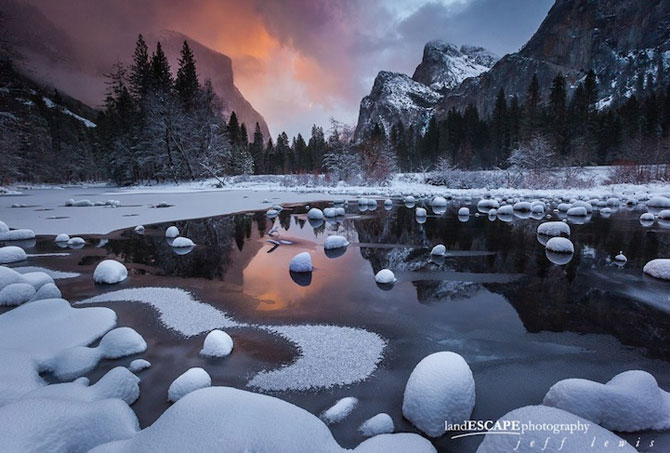 Iarna in muntii Americii, cu Jeff Lewis - Poza 2