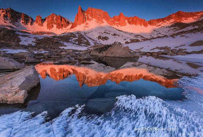 Iarna in muntii Americii, cu Jeff Lewis - Poza 5