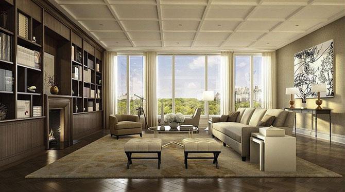 Penthouse cu priveliste la Central Park, New York - Poza 2