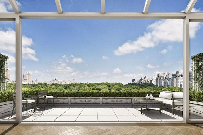 Penthouse cu priveliste la Central Park, New York - Poza 5