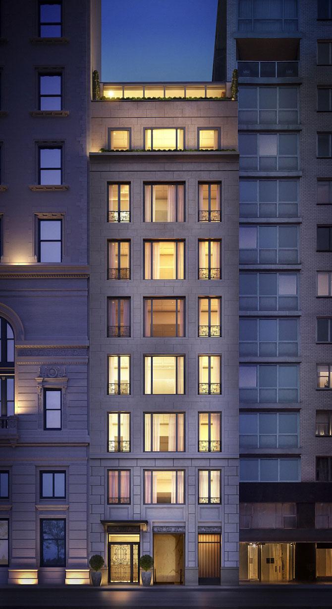 Penthouse cu priveliste la Central Park, New York - Poza 7