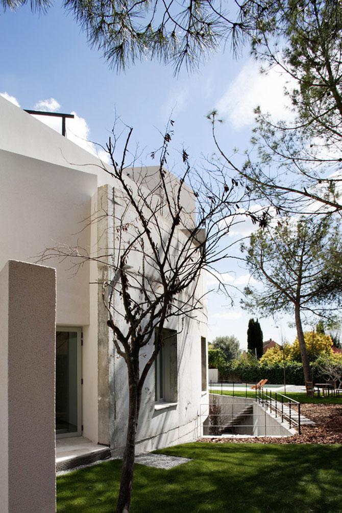 Eleganta simpla pe doua nivele - Penthouse la Madrid - Poza 1