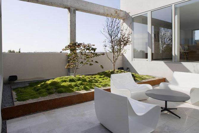 Eleganta simpla pe doua nivele - Penthouse la Madrid - Poza 2