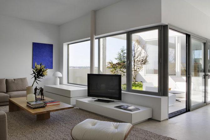 Eleganta simpla pe doua nivele - Penthouse la Madrid - Poza 3