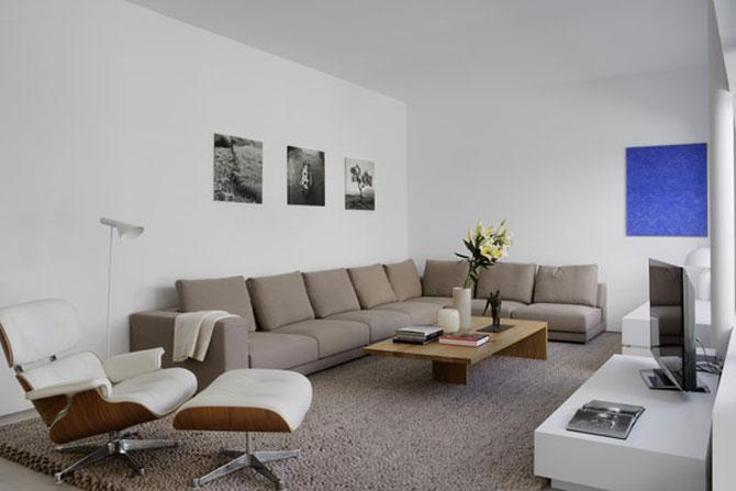 Eleganta simpla pe doua nivele - Penthouse la Madrid - Poza 4