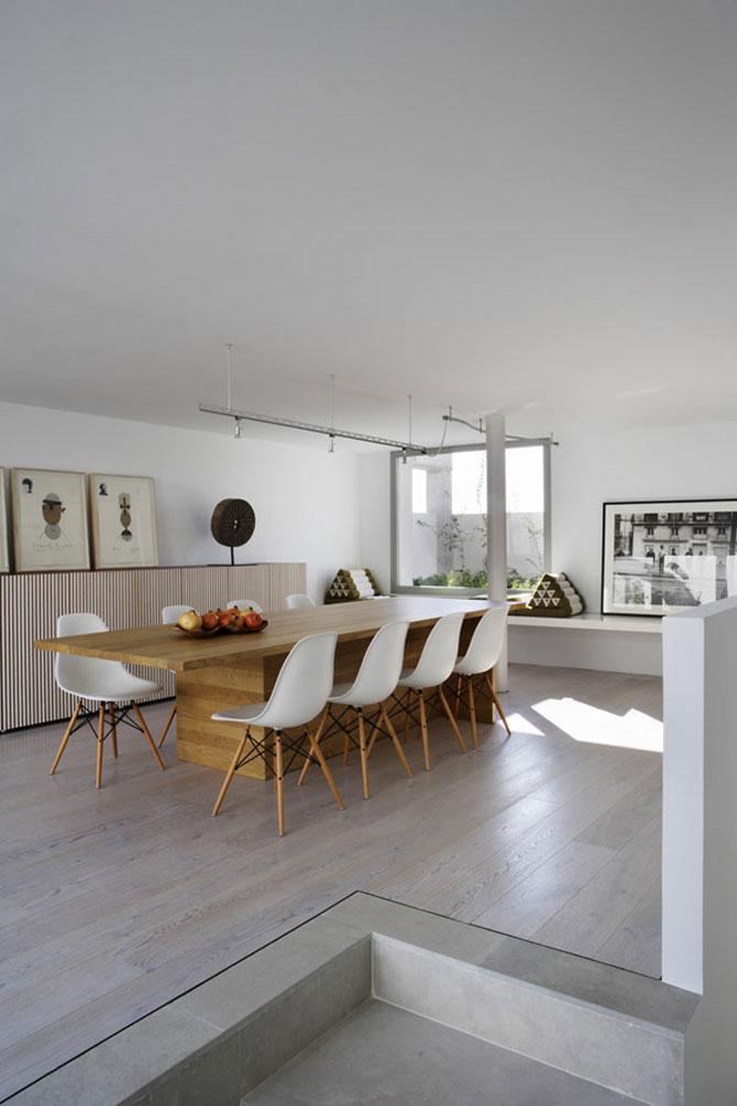 Eleganta simpla pe doua nivele - Penthouse la Madrid - Poza 6