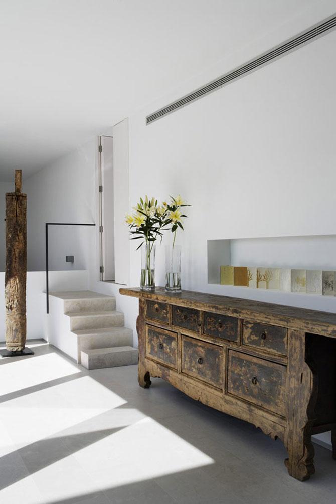 Eleganta simpla pe doua nivele - Penthouse la Madrid - Poza 7