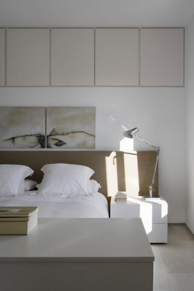 Eleganta simpla pe doua nivele - Penthouse la Madrid - Poza 9