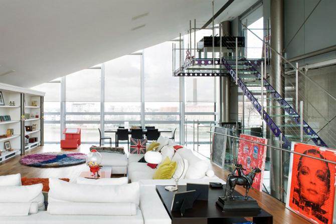 Penthouse de super-erou la Londra - Poza 2