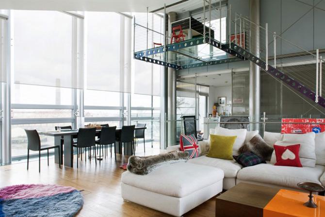 Penthouse de super-erou la Londra - Poza 3