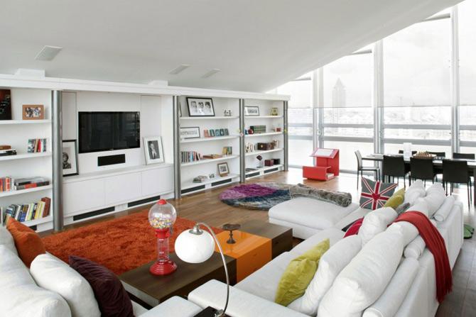 Penthouse de super-erou la Londra - Poza 4