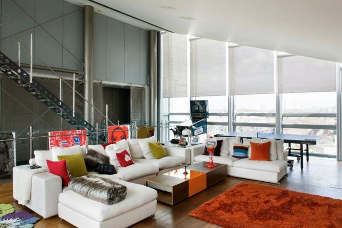 Penthouse de super-erou la Londra - Poza 8