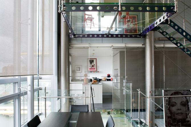 Penthouse de super-erou la Londra - Poza 15
