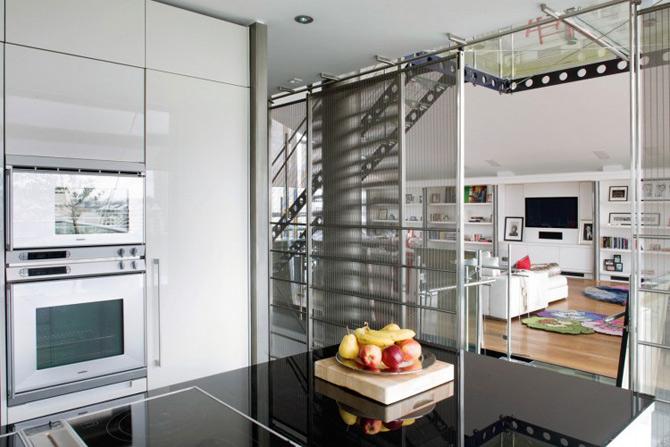 Penthouse de super-erou la Londra - Poza 16
