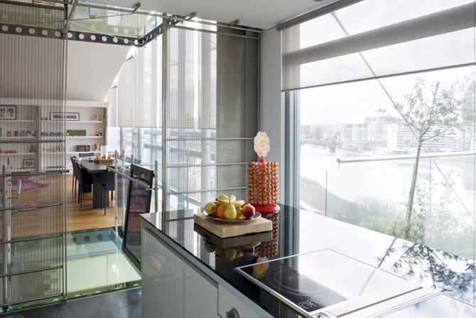 Penthouse de super-erou la Londra - Poza 17