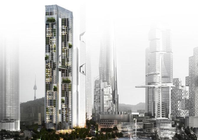 Turnurile Pentomonium Seul